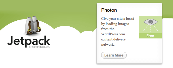 jetpack photon Free CDN For WordPress