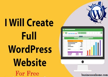 Wordpress-free-creation
